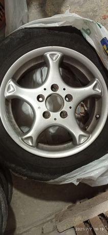 Felgi aluminiowe oryginalne Mercedes 15 cali