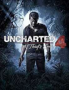 Jogo PS4 Uncharted 4: A Thief's End