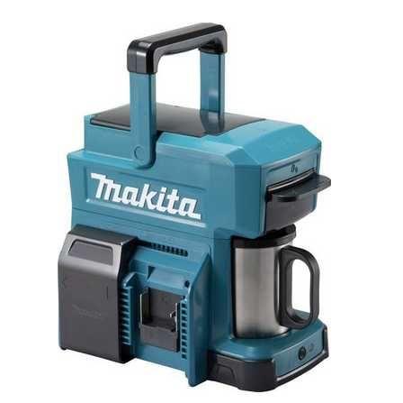 Ekspres do kawy Makita DCM501Z + Adapter ADP05