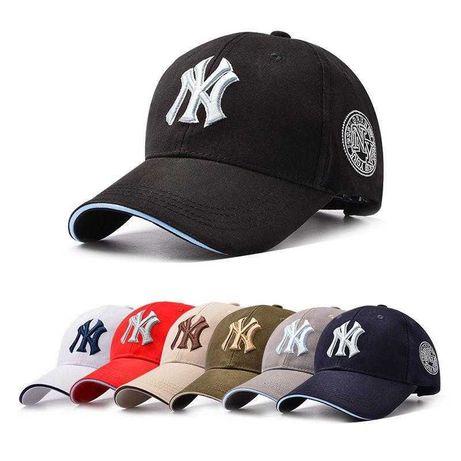 Кепка бейсболка NY Cap (New York). Качественная хлопковая вещь.