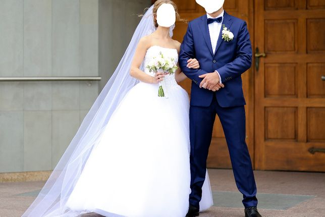 Suknia ślubna princessa - Agnes