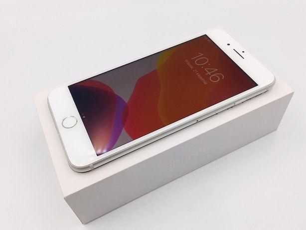 ALE CENA! • iPhone 8 PLUS 64GB Silver • GWAR 1 MSC • AppleCentrum