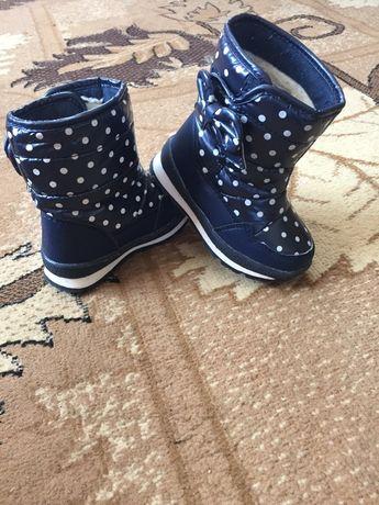 Зимові чобітки Том