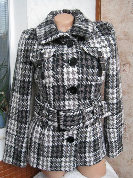 Пальто пиджак S, M Zara Basic