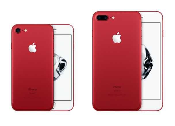iPhone 7 Plus RED 128 GB na gwarancji w super cenie