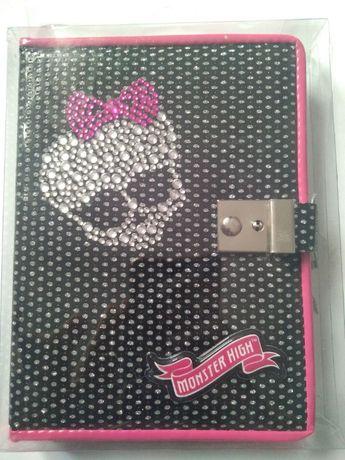 Pamiętnik/Notatnik Monster High