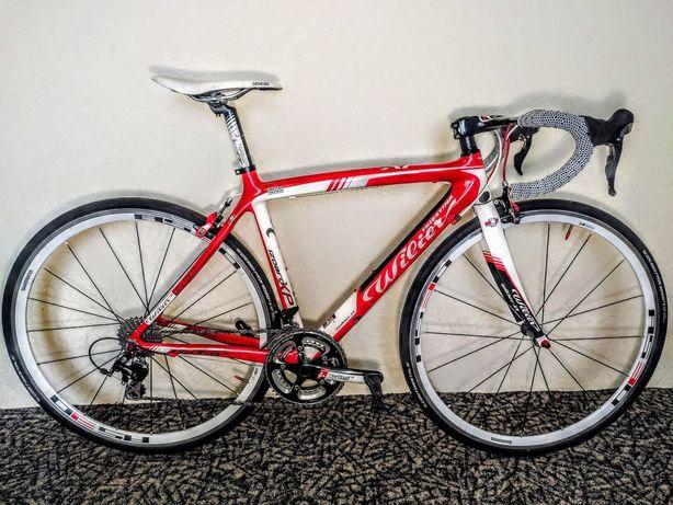 Wilier Triestina карбоновый шоссейный велосипед shimano карбон шоссер