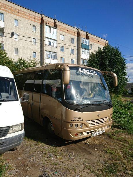 Продажа автобуса марки Тойота 2005