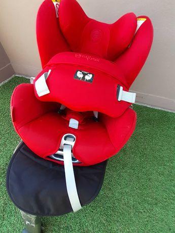 Cadeira auto CYBEX SIRONA Platinum 360°| Grupo 0+/1, até 18kg | Isofix