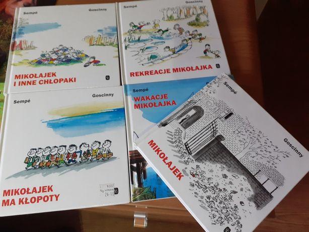 Przygody Mikołajka - 5 części