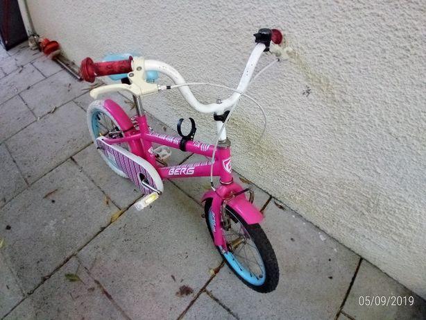Bicicleta Berg criança roda 16