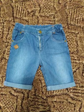 Продам джинсовые шорты Бемби