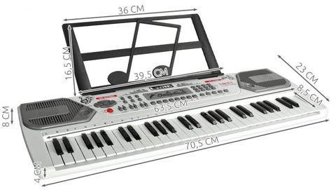 KEYBOARD - organy elektroniczne 54 klawisze