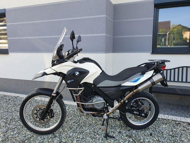 BMW G 650 GS Bardzo ładny 2014r doinwestowany tylko 15 tyś km 800 !!!