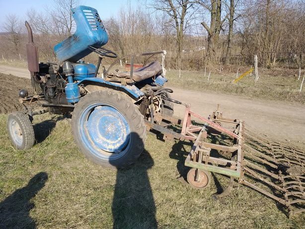 ДТ 20 трактор хтз