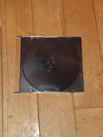 Pudełka na CD, DVD slim , używane z filmami