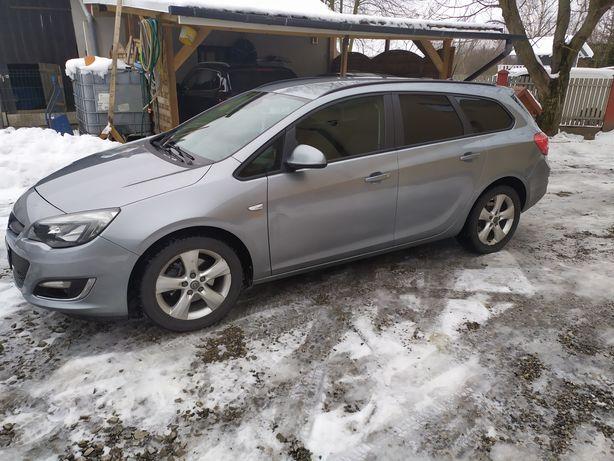 Opel Astra J, 2011 rok, 1.7 CDTi 125km