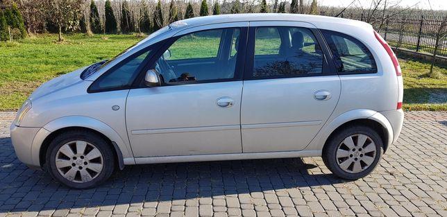 Opel Meriva 1.7 diesel rok 2004