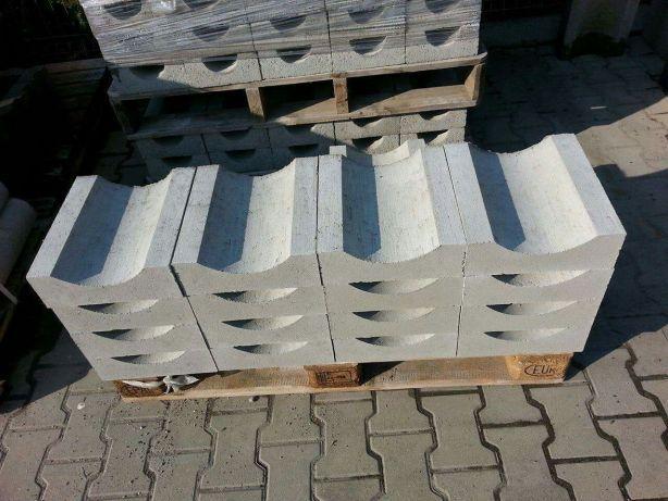 Koryto odwodnienie betonowe 30/33cm Gat 1