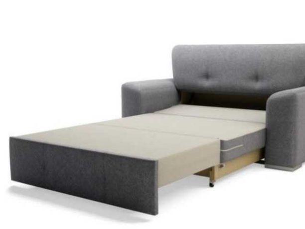 Rozkładana sofa kanapa pojemnik na pościel NOWA kompaktowa