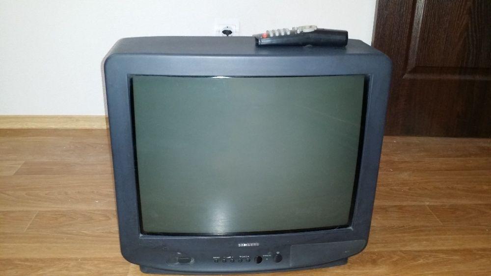 Телевизор Samsung CK-2173VR рабочий с пультом Киев - изображение 1