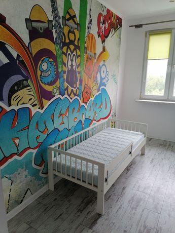 Łóżko dziecięce Ikea 160x70 stan bdb. Polecam