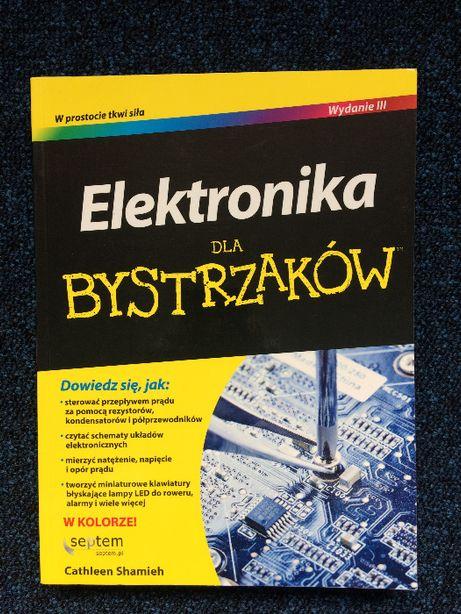 Elektronika dla bystrzaków for Dummies Książka Majsterkowanie wyd.3