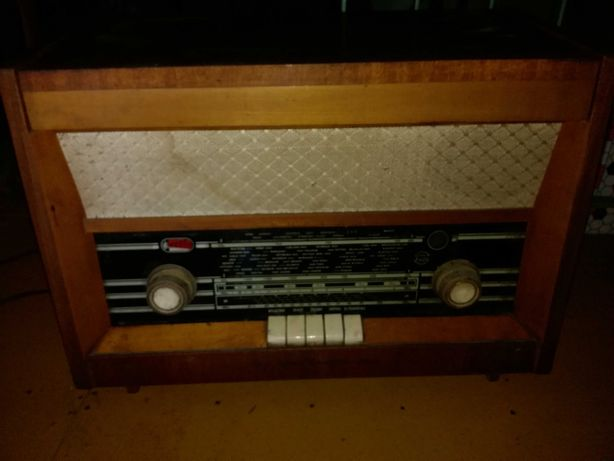 Stare radio antyk