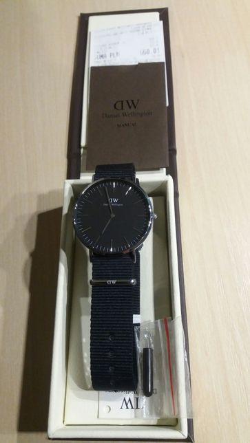 Oryginalnym zegarek Daniel Wellington