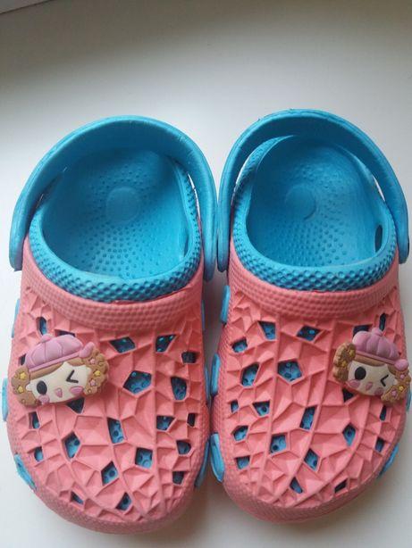 Крокси crocs тапочки для пляжу
