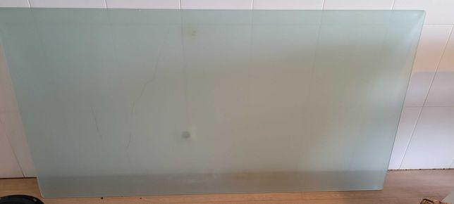 2 Tampo de vidro para mesa