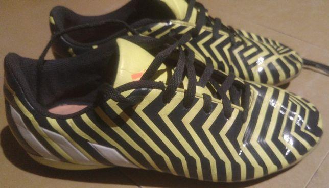 Бутсы Adidas 38-39 разм 24,5см футбольные