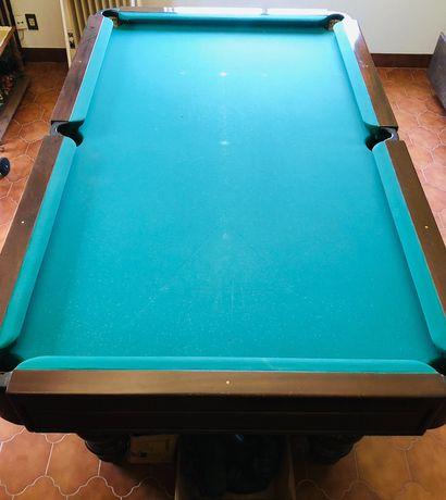 Mesa Snooker / Bilhar como nova.