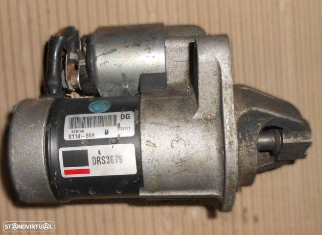 Motor de arranque para Honda Civic 1.7 ctdi (2003) S114869 DRS3679