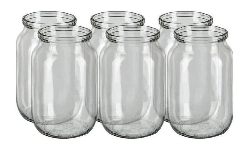 Банки стеклянные 1л 0.5л Запорожье - изображение 1