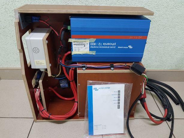 Инвертор Новый Viktron Energy Phoenix 12 24 220 вольт