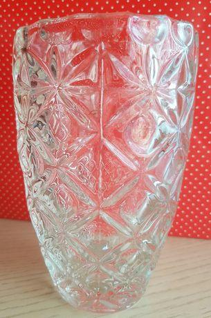 Kryształowy wazonik, wysokość 16 cm