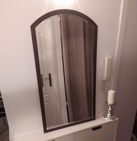 Piękne drewniane lustro 94cmx51cm