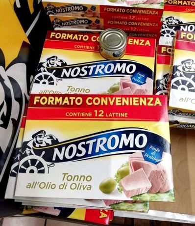 Тунець,Тунец,Tonno,Nostromo,Rio,Продукты с Италии,Продукти з Італії