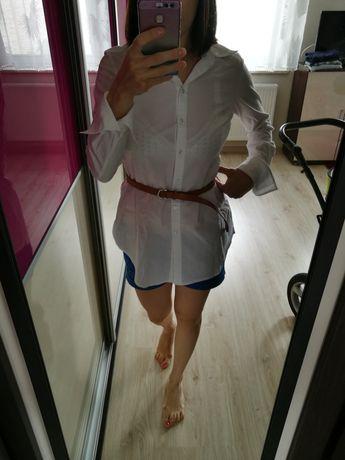 Koszula biała 40 idealna również do karmienia
