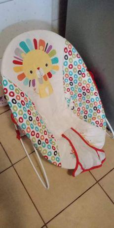 Leżaczek dla dzieci