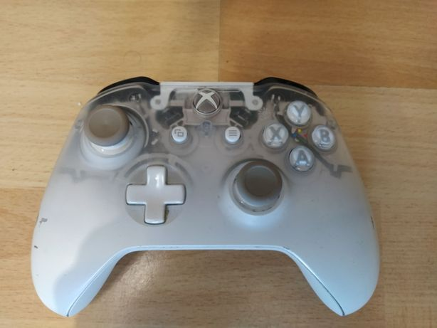 Pad kontroler xbox one phantom white
