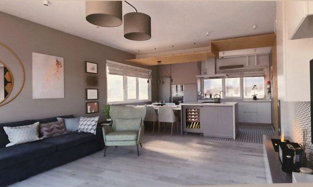 Продам дизайн-проект квартиры/дома на 95 м2