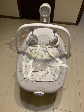 Кресло-качалка joie serina 2in1