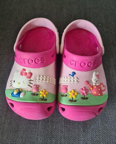 Crocs 24/15 cm klapki buty sandały