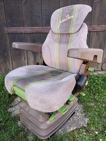 Siedzenie fotel pneumatyczny GRAMMER MSG95 John Deere SE Premium