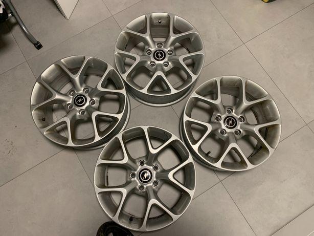"""Felgi aluminiowe 17"""" Opel Insignia"""