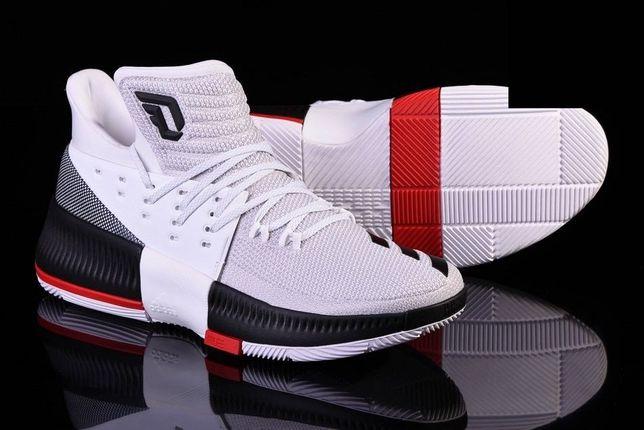 Мужские баскетбольные Кроссовки Adidas Dame 3 BB8268 ОРИГИНАЛ 100%