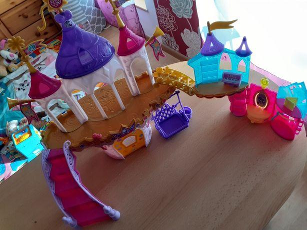 Zamek + Pałac + Domek My Little Ponny MLP