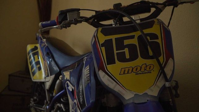 Vendo Mota Yamaha yz 250